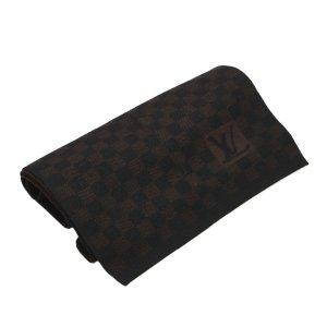 Louis Vuitton Petit Damier Wool Scarf