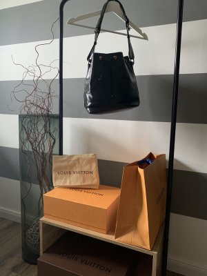 Louis Vuitton Petit Noe Epi Leather Noir Black