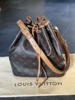 Louis Vuitton Petit Noe Monogramm Canvas