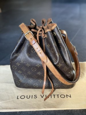 Louis Vuitton Petit Noe Monogramm Canvas