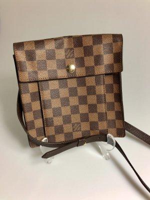 Louis Vuitton Pimplico Damier Ebene Canvas Crossbody Bag