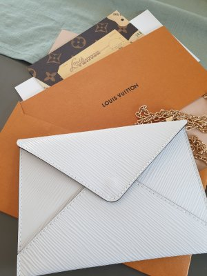 Louis Vuitton Pochette bianco