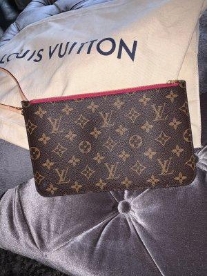 Louis Vuitton Pochette brown-magenta