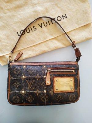 Louis Vuitton Pochette light brown-dark brown