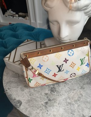 Louis Vuitton pochette Accessoires multicolor Tasche Verpackung