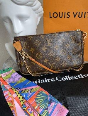 Louis Vuitton Borsa a tracolla bronzo-oro