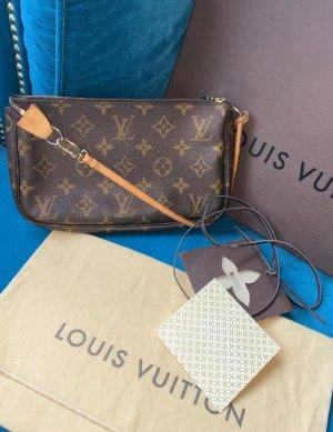 Louis Vuitton pochette Accessoires Tasche Staubbeutel Luxus bag