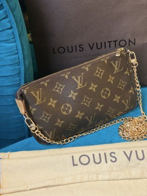 Louis Vuitton pochette Accessoires  Tasche Staubbeutel NM