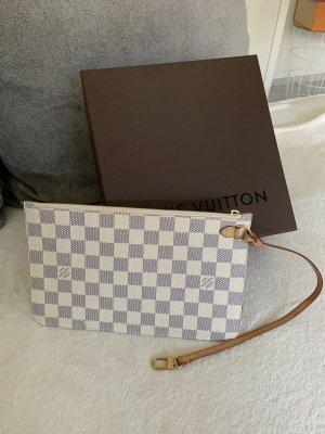Louis Vuitton Pochette aus der Neverfull Azur