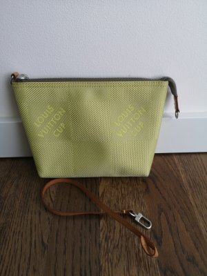Louis Vuitton Pochette giallo lime
