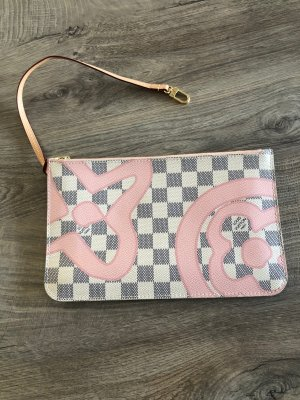 Louis Vuitton Pochette Damier Azur Rose