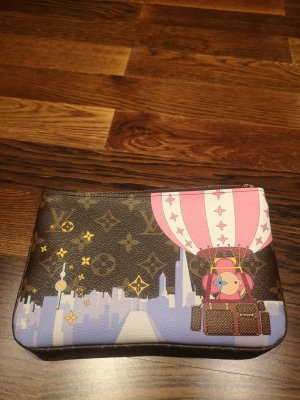 Louis Vuitton Pochette Double Zip Vivienne Christmas