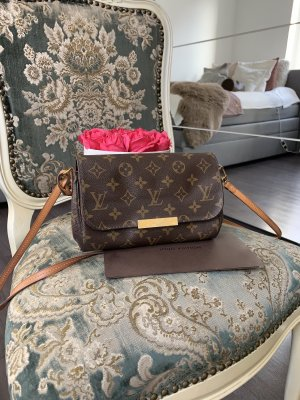 Louis Vuitton Sac bandoulière bronze-ocre