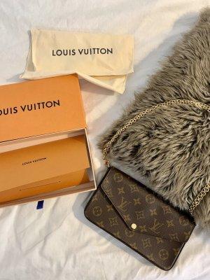 Louis Vuitton Clutch veelkleurig