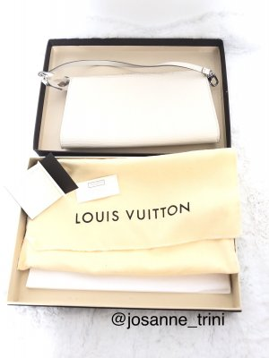 Louis Vuitton Pochette in Epi Leder