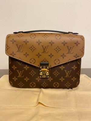 Louis Vuitton Crossbody bag bronze-colored