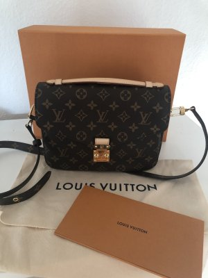 Louis Vuitton Pochette Métis Monogram Canvas NEU Fullset