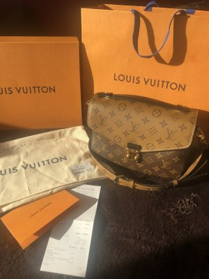 Louis Vuitton Pochette Metis Reverse NEU Fullset