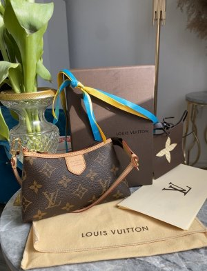 Louis Vuitton pochette mini nano delightful full set Staubbeutel