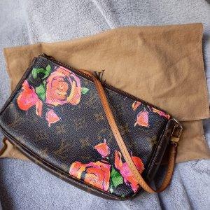 Louis Vuitton Enveloptas donkerbruin-donkerrood