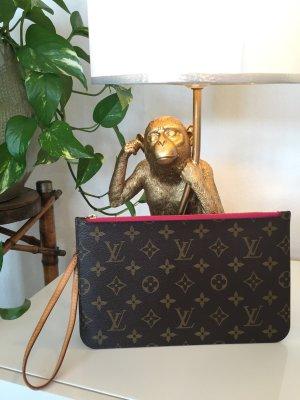 Louis Vuitton Pochette Monogramm (original!) mit RECHNUNG!