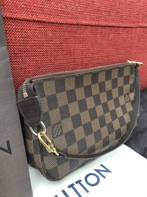 Louis Vuitton Clutch dark brown