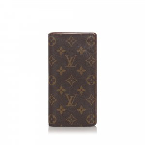 Louis Vuitton Portefeuille Brazza Wallet