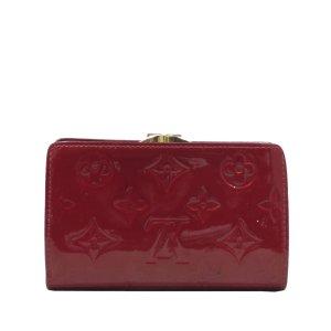 Louis Vuitton Cartera rojo Imitación de cuero