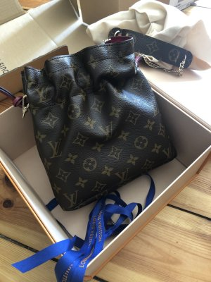 Louis Vuitton pouch noe Tasche Monogram canvas bag