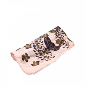 Louis Vuitton Printed Cotton Scarf