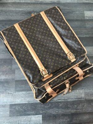 Louis Vuitton Suit Bag brown-camel