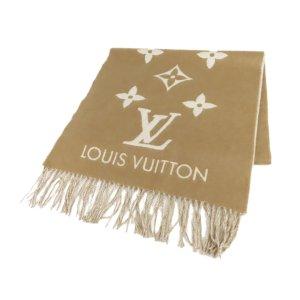 Louis Vuitton Scarf light brown