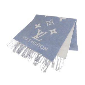 Louis Vuitton Scarf blue