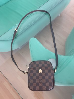 Louis Vuitton Crossbody bag brown leather