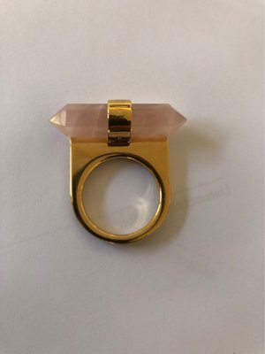 Louis Vuitton Gold Ring gold-colored-pink