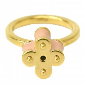Louis Vuitton Ring Band Monogram Flower