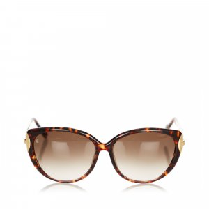 Louis Vuitton Gafas de sol negro metal