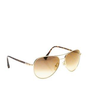 Louis Vuitton Occhiale da sole oro Metallo