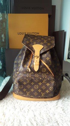 Louis Vuitton Rugzaktrolley bruin