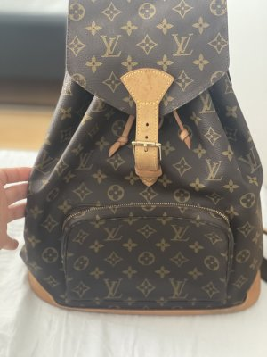 Louis vuitton rucksack montsouris GM