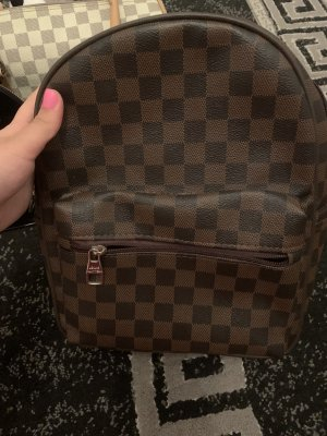 Louis Vuitton Trekking Backpack brown