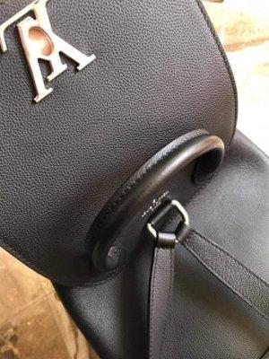 Louis Vuitton Plecak na kółkach czarny