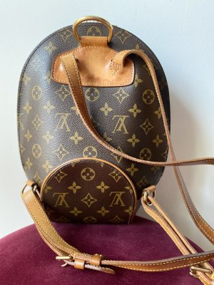 Louis Vuitton Rucksack Vintage Monogram Canvas pre owned Ellipse