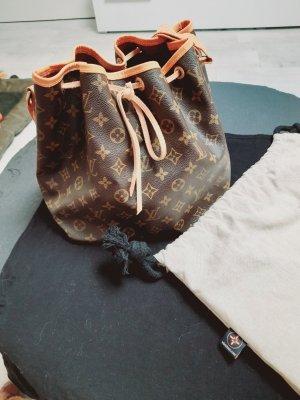 Louis Vuitton Pouch Bag bronze-colored-sand brown