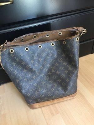 Louis Vuitton Bolso barrel marrón-marrón oscuro
