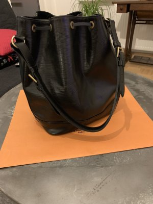 Louis Vuitton Sac Noé Grand Epi Leder schwarz