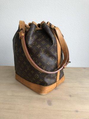 Louis Vuitton Crossbody bag dark brown-brown
