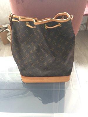 Louis Vuitton Sac seau brun-beige