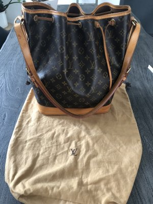 Louis Vuitton SAC Noe Grande Monogramm Canvas Original