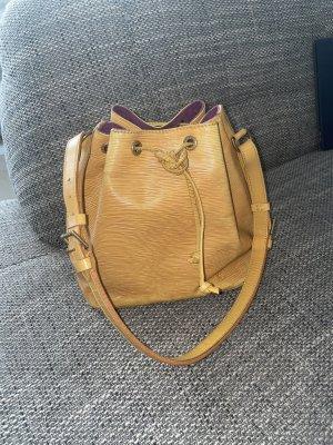Louis Vuitton Sac Noe Petit gelb Epi Leder
